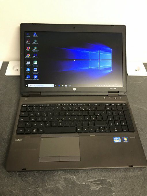HP Probook 6560b i5/ 4Go/ Bluetooth/ Wifi/ Webcam 15.6""
